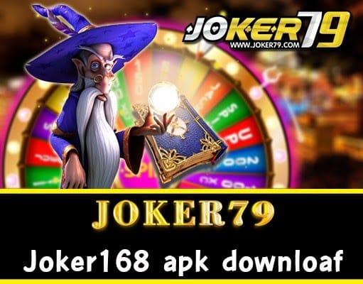 Joker168 apk download